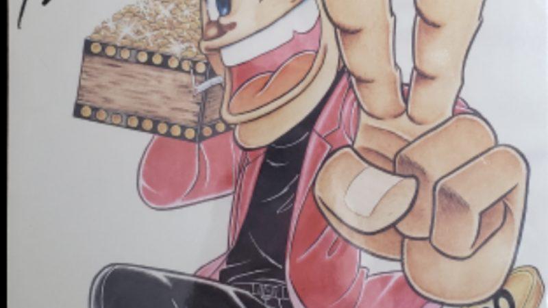 【限定枚数】石山東吉先生 画業35周年記念 複製原画G