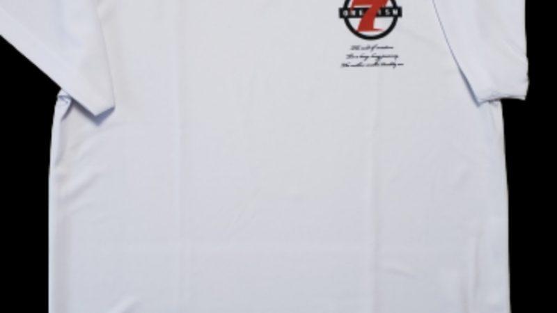 石山東吉先生 画業35周年記念 トンちゃんTシャツ ロゴver. LLサイズ
